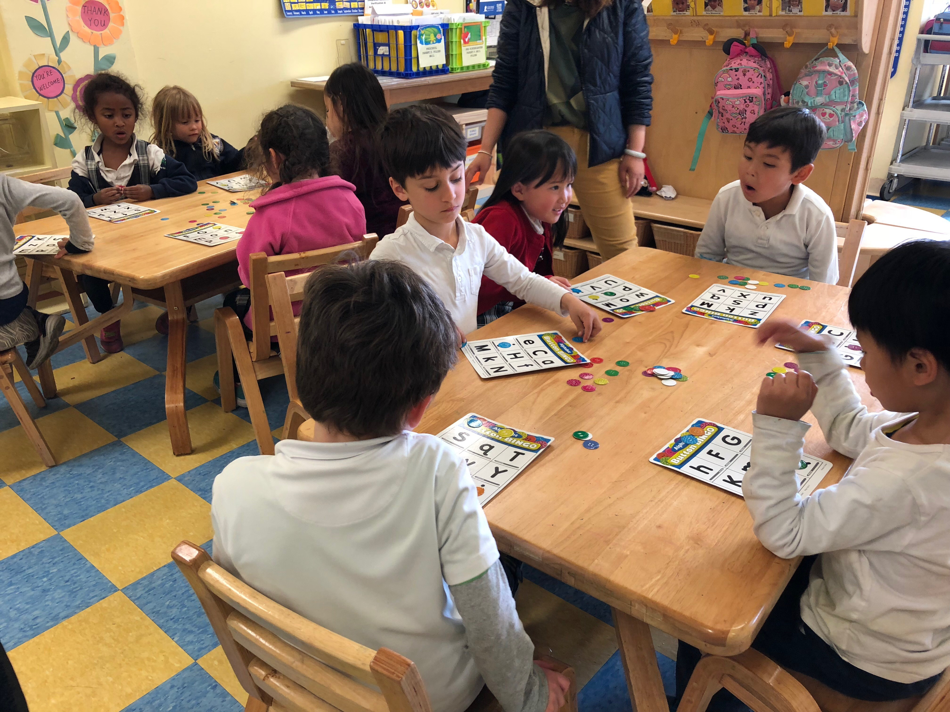 Preschool and Pre-Kindergarten Learning Center | St Thomas the